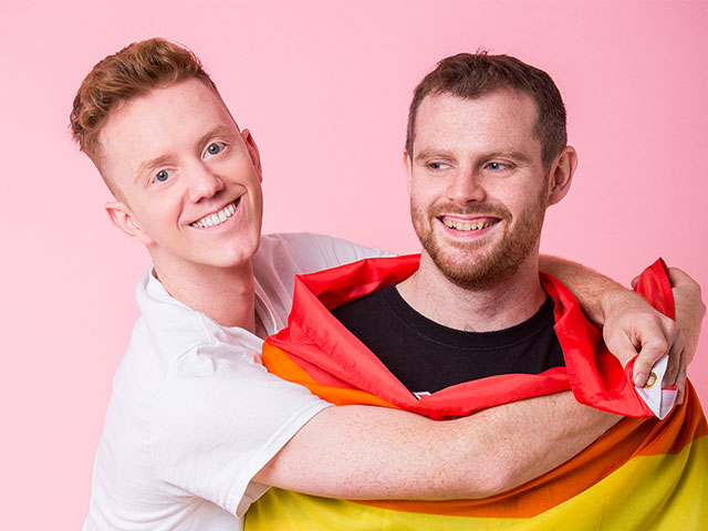 A Gay and A NonGay This podcast addresses